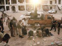 """""""Suriye Rejimi Savunmaya Çekiliyor"""""""