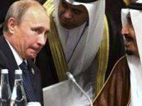 Suudi Arabistan'dan Rusya'ya Yatırım