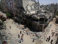 """Uluslararası Af Örgütü'nden """"Gazze Platformu"""" Haritası"""
