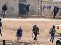 YPG Halep'te 150 Suriyeliyi Alıkoydu