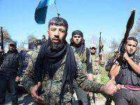 Suriye'de Direnişçiler Stratejik Bir Bölgeyi Ele Geçirdi