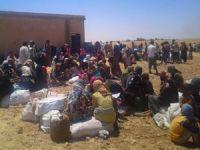 Türkmenler Suruç'taki Saldırı Nedeni İle Sınırda Bekliyor