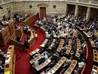 Yunanistan'da Bakan ve Milletvekili Maaşları Kesilecek