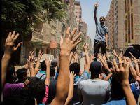 Darbe Karşıtları Mısır'da Gösteri Düzenledi