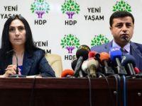 HDP'lilerin Dokunulmazlık Dosyaları TBMM'de