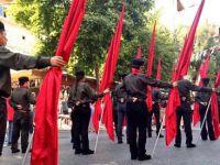 Gazi Mahallesinde Askeri Tören!