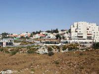 İşgalci İsrail'den Batı Şeria ve Kudüs'te Yeni Yerleşim Kararı
