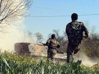 Suriye'deki İlk Eğit-Donat Birliği Alıkonuldu