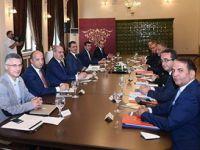 AK Parti ve CHP Heyetleri Son Kez Bugün Toplanıyor