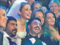 HDP'li Vekilin Kızına Saray Düğünü