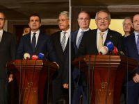 AK Parti İle CHP Heyetleri Son Kez Görüştü