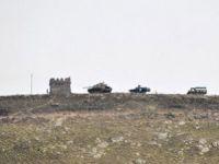 Tanklar Suriye Sınırına Konuşlandırıldı