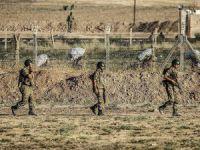 Suriye Sınırında Askerlere Ateş Açıldı