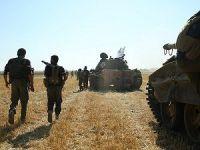 Direnişçiler Azez'de Bir Köy İle Doğalgaz Tesisini Ele Geçirdi