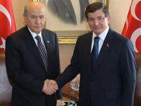 MHP'den Koalisyona ve Erken Seçime Hayır