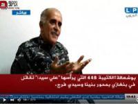 Libya'da Darbeci Komutandan İtiraflar (VİDEO)