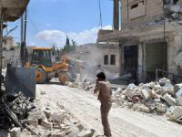 Suriye'nin Üç Bölgesinde Ateşkes İlan Edildi