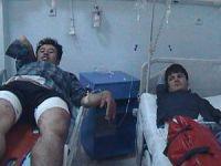 İran Askeri Mültecilere Ateş Açtı: 4 Yaralı