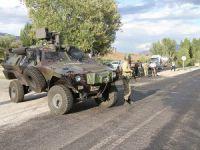 Tunceli'de Bazı Karayolları Ulaşıma Kapatıldı