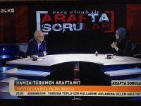 Hamza Türkmen, Esra Elönü'nün Konuğuydu