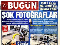 Bugün Gazetesi'nden İpek-Koza Operasyonuna IŞİD'li Cevap!