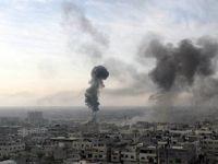 İşgalci İsrail Gazze'ye Saldırdı: 1 Çocuk Katledildi!