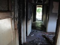 AK Parti Hizan İlçe Başkanlığına Saldırı