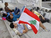 Lübnan'da Açlık Grevi Yapanların Sayısı 14'e Çıktı