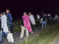 """Bir Grup """"Sığınmacı"""" Danimarka'ya Ulaştı"""