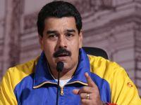 Venezuela Devlet Başkanı Maduro'dan Fabrikalara El Koyma Tehdidi