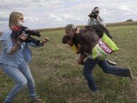 Mülteciye Çelme Atan Kadın Kameraman Kovuldu