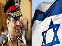 Siyonist İsrail'den Abdulfettah es-Sisi'ye Teşekkür