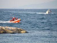"""Bodrum'da """"Sığınmacı""""ları Taşıyan Tekne Battı"""