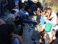 Davutoğlu'ndan Yollardaki Mülteciler İçin Talimat