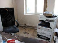 PKK Van'da Aynı Okula İkinci Defa Saldırdı!