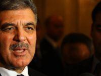 Abdullah Gül: Bu Yapıyla İlişkim Olmadı!