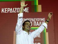Yunanistan'daki Seçimde En Çok Oyu SYRIZA Aldı