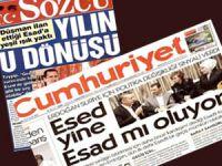 """Erdoğan """"Esed'e Yeşil Işık Yaktı"""" Tezviratı!"""