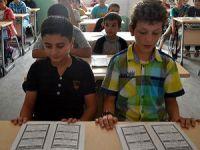 Hatay'da Suriyeli Çocuklara Kur'an Kursu