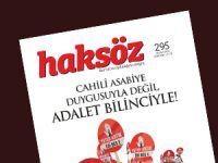 Haksöz Dergisi Ekim 2015 Sayısı Çıktı!