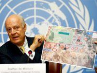 Suriyeli Direnişçiler BM'nin Planını Reddetti