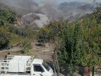 Türkmen Dağı'na Saldırılar Yoğun Şekilde Sürüyor