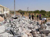 Rus Jetleri Bu Defa Sağlık Kurumlarını Vurdu