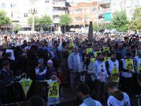 Diyarbakır Sokaklarında 'Kahrolsun PKK', 'Katil Silho' Sloganları