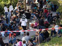 Almanya'da Mülteci Yurtlarına Saldırılarda Büyük Artış