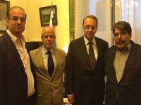 Suriye'de Rusya - PYD İşbirliği