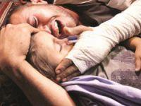 Filistinli Babanın Feryadı Siyonistlere Yeter!