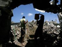 Darbe Yönetimi Gazze Sınırında Tünel Yıktı