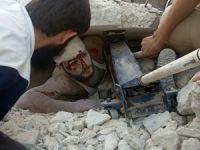 Rusya Suriye'de Katliama Devam Ediyor: 8 Sivil Katledildi!
