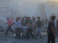 """""""Rusya Askerleri Suriye'de Karadan da Saldırıyor"""""""